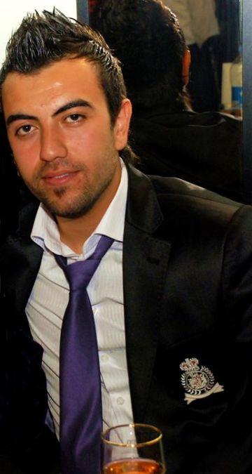Özcan Can, 33, Isparta, Turkey