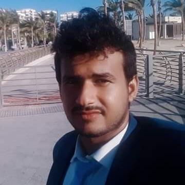 ابراهيم احمد الفتيني, 21, Hodeida, Yemen