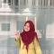 Naura, 20, Jakarta, Indonesia