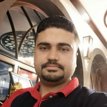 Ahmad Najim Abd Alhade, 27, Erbil, Iraq