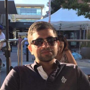 Nitin J, 31, Toronto, Canada