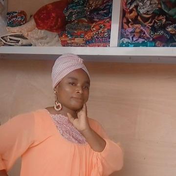 Hawahu Awudu, 29, Ghana Town, The Gambia