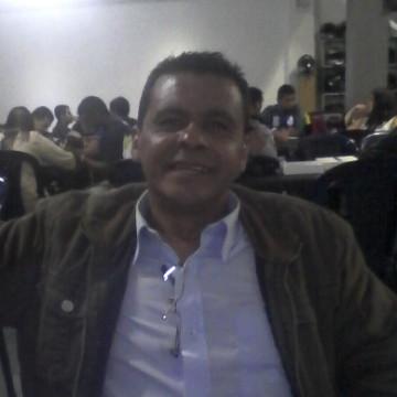 Dario Macias, 58, Medellin, Colombia