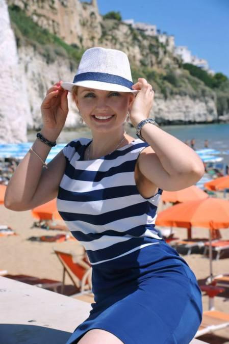 Yuliya Pavlula, 36, Kryvyi Rih, Ukraine