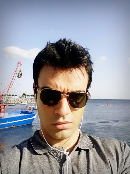 Fatih, 32, Istanbul, Turkey