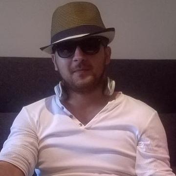 Kanan Mammadov, 33, Baku, Azerbaijan