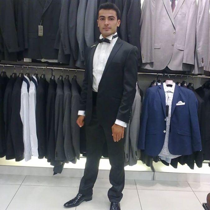 Ahmet Uçar, 31, Alanya, Turkey
