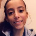 Ayanna Ruffner, 22, South Pasadena, United States