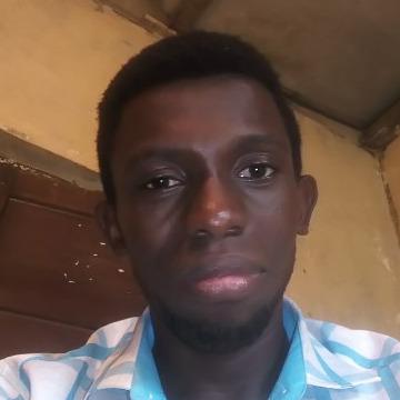 Obasesam ubi, 24, Calabar, Nigeria