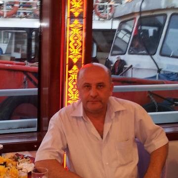 Nodir Djafarov, 58, Tashkent, Uzbekistan