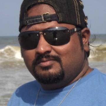 AK, 43, Hyderabad, India