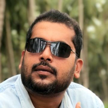 Noushad Babu, 43, Tirur, India