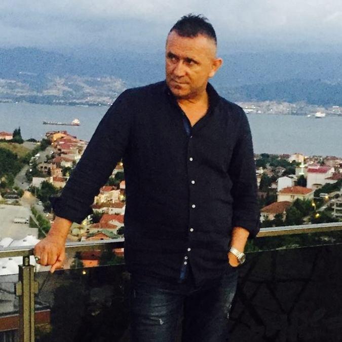 Seymenoğlu Asım, 47, Istanbul, Turkey