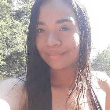 Alaiza muniz, 21, Cuiaba, Brazil