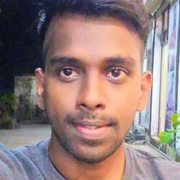 Srikanth, 27, Visakhapatnam, India