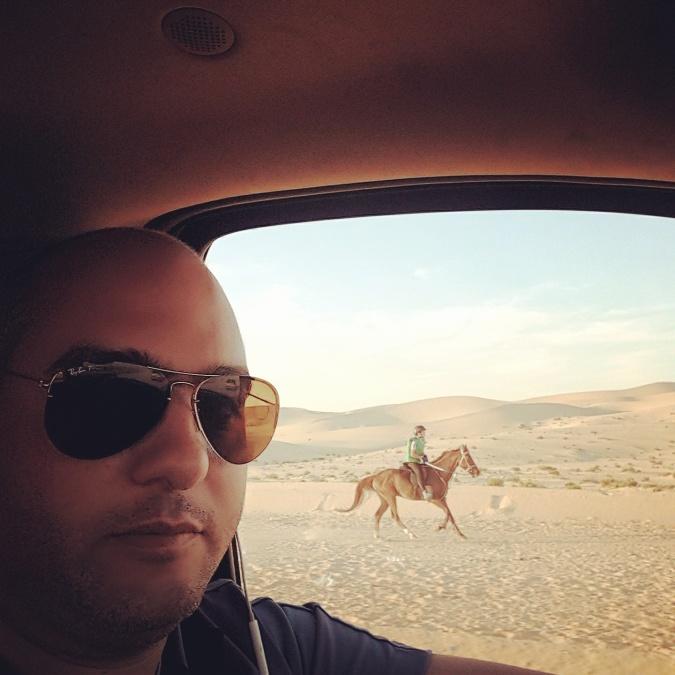 Mohamed Mousa, 45, Dubai, United Arab Emirates