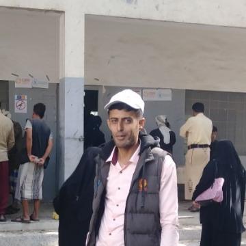احمد الحمادي, 33, Taiz, Yemen