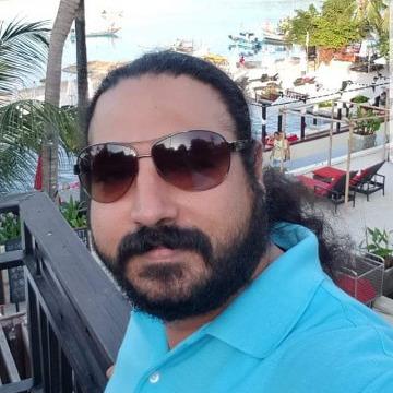 Manu, 41, New Delhi, India