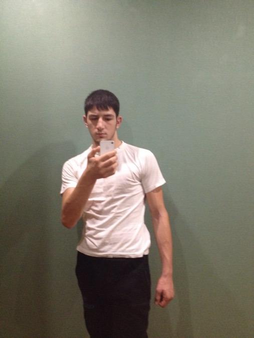 Agaew Arzuman, 18, Kursk, Russian Federation
