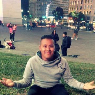 Miguel Angel Hernandez, 33, Buenos Aires, Argentina