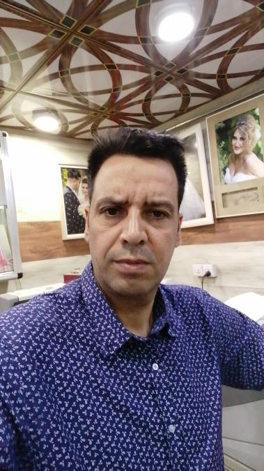 Razaq ALsaede, 34, Baghdad, Iraq