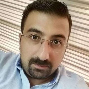 Shwann Kareem, 36, Baghdad, Iraq