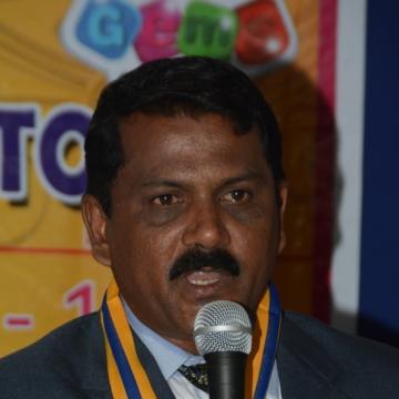 Senthil Kumar, 44, Chennai, India