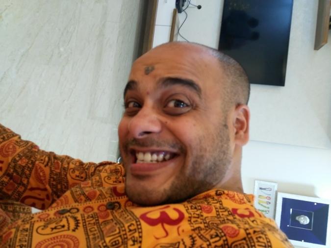 Ajay Sastri, 36, Hyderabad, India