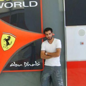 Ahmad, 33, Dubai, United Arab Emirates