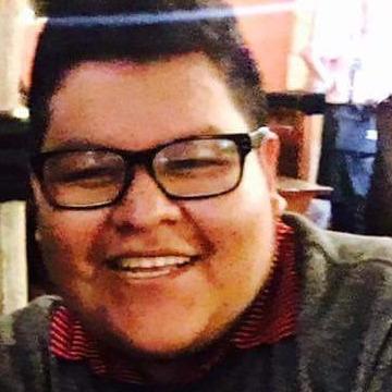 Luis Vargas, 23, Lima, Peru