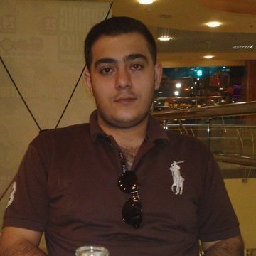 Khaled Mhawsh, 29, Odesa, Ukraine