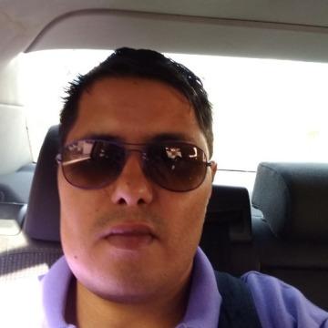 Jesús Rubén, 30, Mexico City, Mexico