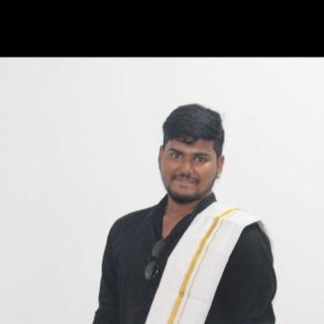 Naveen Bhanu, 23, Bangalore, India
