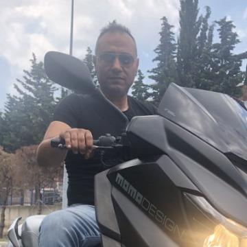 Kaan ERBULAK, 39, Istanbul, Turkey