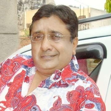 ALOK KUMAR LAL, 56, New Delhi, India