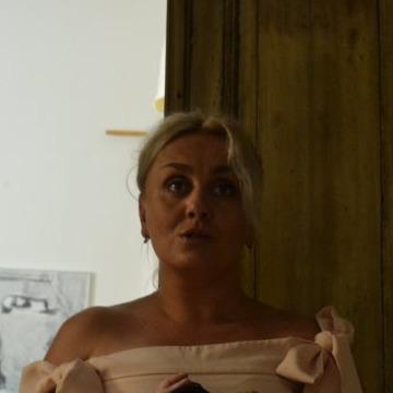Nadia Dodovets, 39, Tel Aviv, Israel