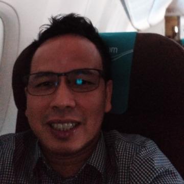 Brainy Affan, 37, Bekasi, Indonesia