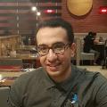 Bishoy Saed, 23, Dubai, United Arab Emirates