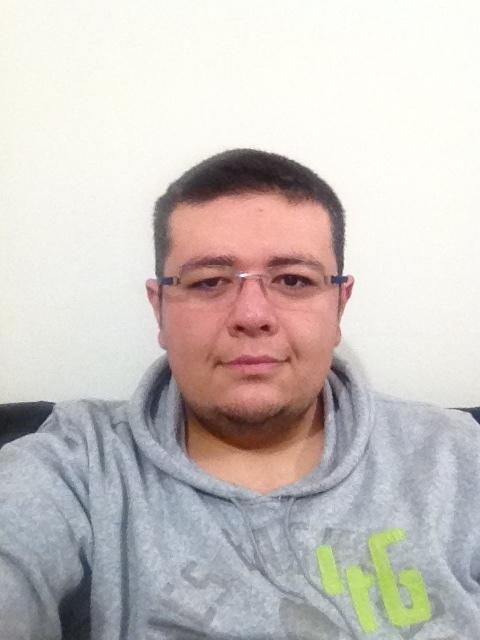 Vural Erbagci, 35, Istanbul, Turkey