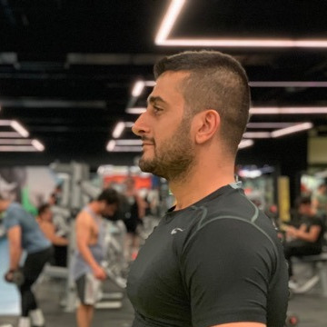 Ayhan Aslan, 34, Ankara, Turkey