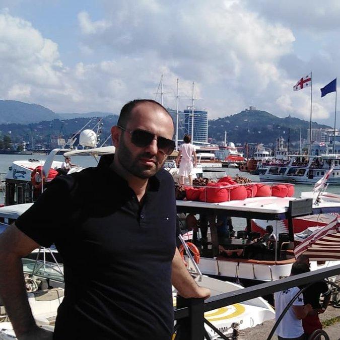Sinan Aydın, 29, Van, Turkey
