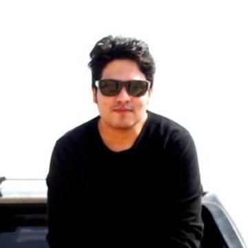 Raheel khan, 29, Lahore, Pakistan