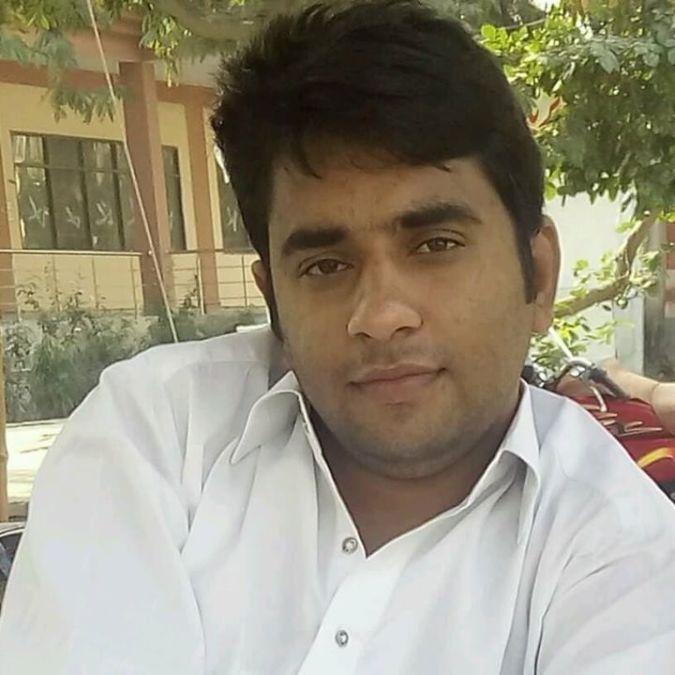 Imran Saeed, 26, Lahore, Pakistan