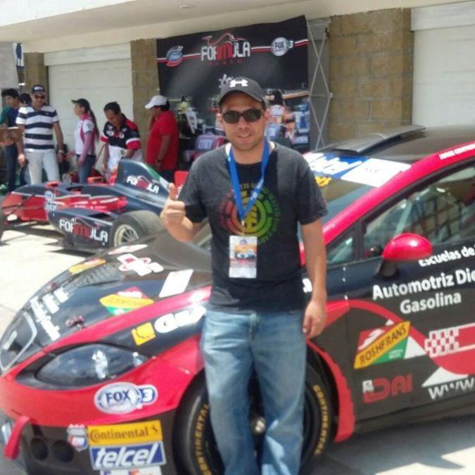 Gerardo Garay, 39, Leon, Mexico