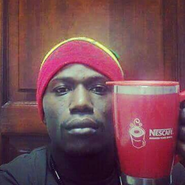 Eric Brandly, 27, Accra, Ghana