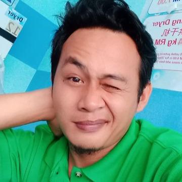 Faizal, 31, Kota Kinabalu, Malaysia