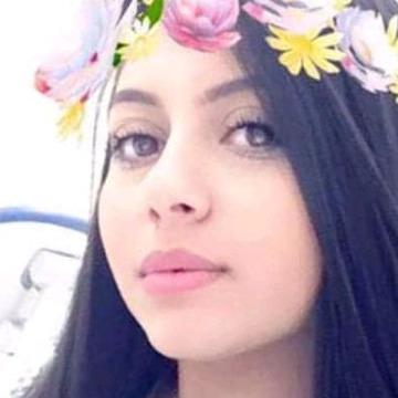 Imane Siram, 23, Tetouan, Morocco