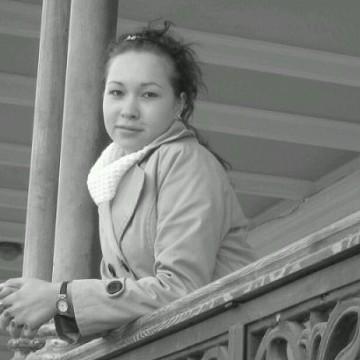 Adilya, 30, Bishkek, Kyrgyzstan
