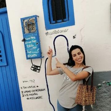 Manar Ch, 27, Tetouan, Morocco