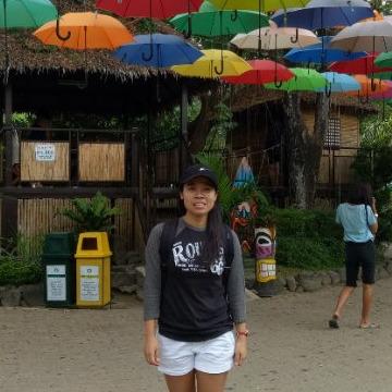 Aiza Dulin, 29, Calamba, Philippines